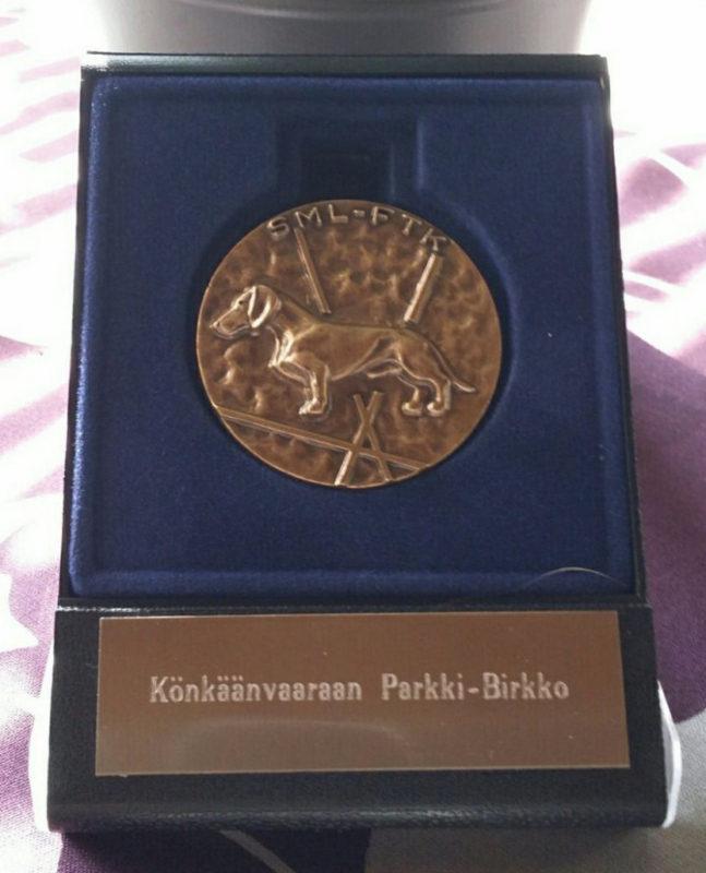 Ursula käyttöjalostuspalkinto